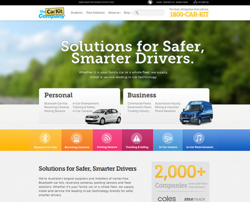 The Car Kit Company Home Page