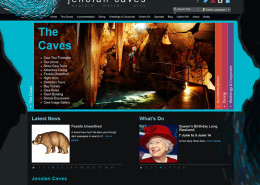 Jenolan Caves Website