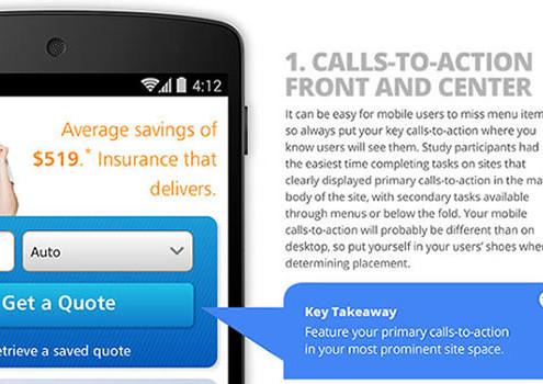Mobile Website Optimisation Tips