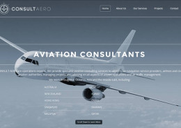 Consult Aero Aviation Consultants website