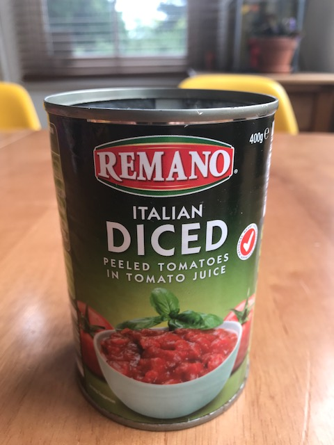 Remano tinned tomatoes are bpa free