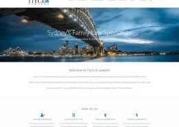 tiyce family lawyers Sydney